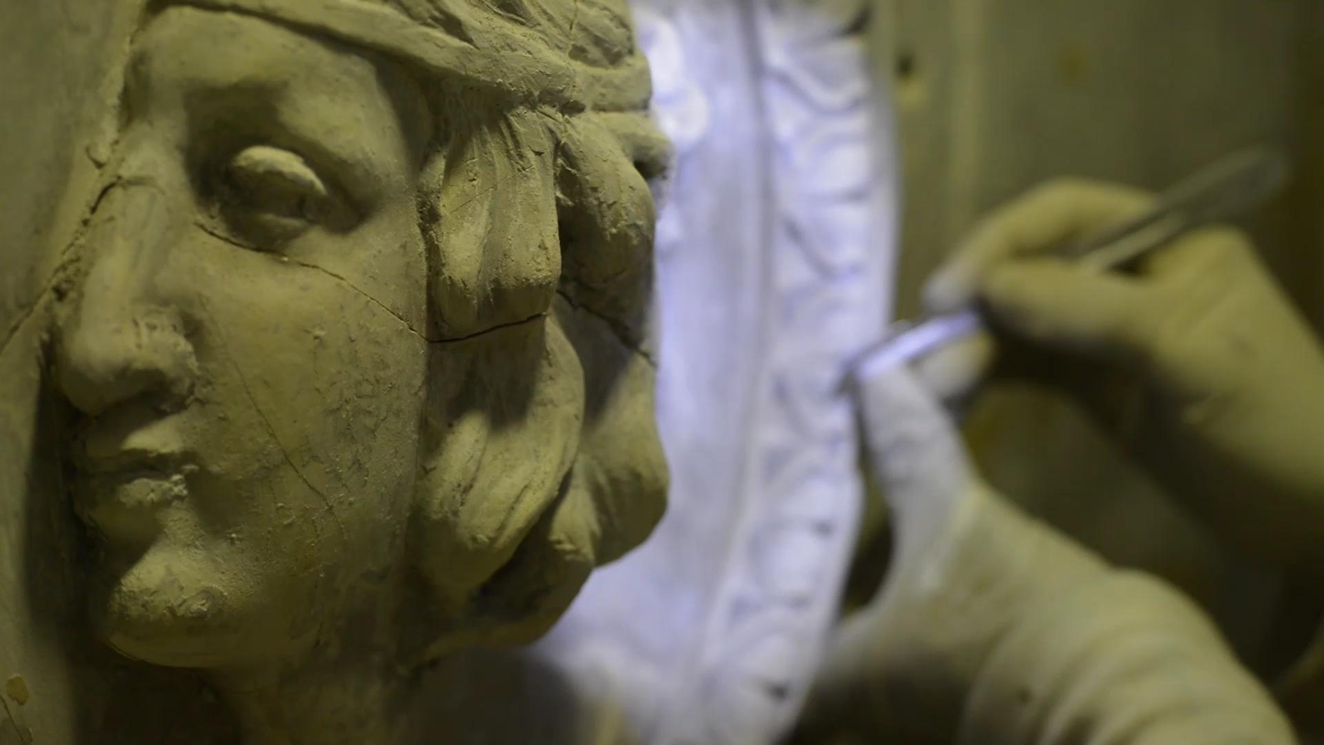 Minidoc destaca serviços de restauração no Museu Nacional